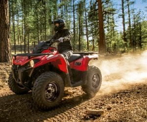 Can-Am Outlander 570 HO 2020