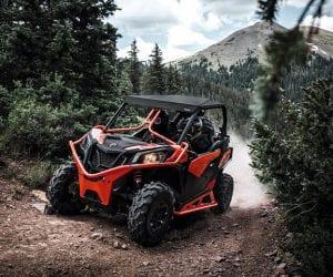 Can-Am Maverick Trail 800 DPS 2020
