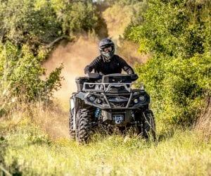 Can-Am Outlander Max Xt 650 2020