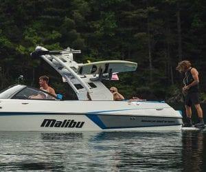 Malibu Wakesetter MXZ 22