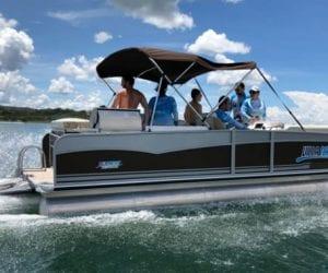 VCat pontoon 750